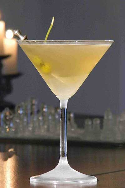 Tingala Martini